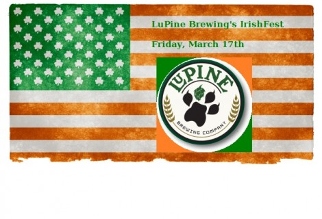 LuPine's 2nd Annual St. Patrick's Day Party
