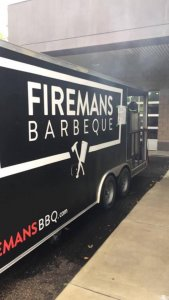 Firemans BBQ Food Truck @ Lupine Brewing Company