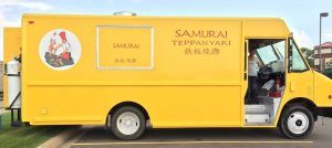 Food Truck - Samurai Teppanyaki @ Lupine Brewing Company | Delano | Minnesota | United States