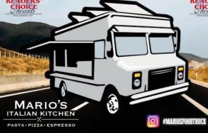Mario's Italian Kitchen Food Truck