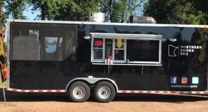 Northern Smoke BBQ Food Truck @ Lupine Brewing Company